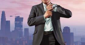 Michael z GTA V