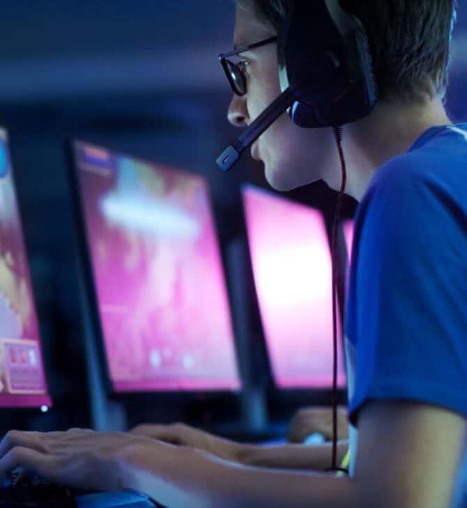 psychologia graczy gry agresja przemoc