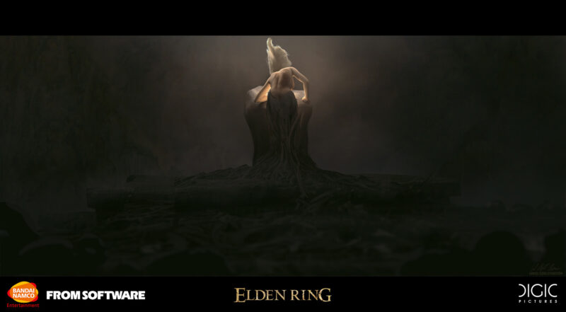 materiały koncepcyjne Elden Ring