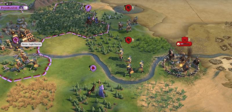 Aktualizacja Cywilizacji 6