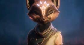 Kena: Bridge of Spirits - gameplay trailer screen