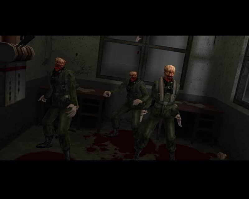Naziści-zombie w BloodRayne Terminal Cut