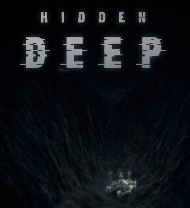 Kadr z gry Hidden Deep
