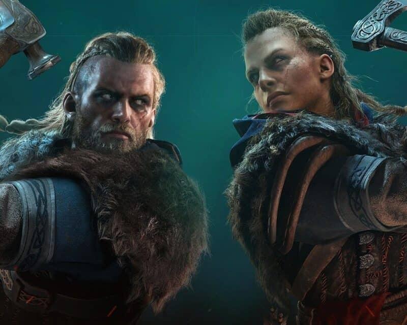 Eivor męski i Eivor żeńska w Assassin's Creed Valhalla