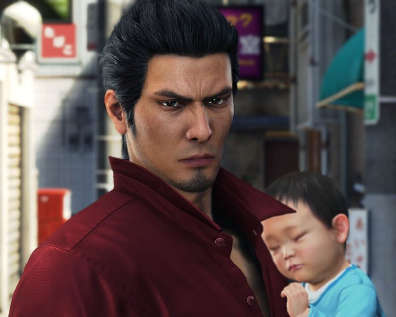 Wymagania sprzętowe Yakuza 6 The Song of Life na PC