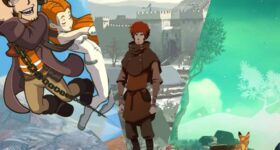 Deponia, The Pillars of the Earth i The First Tree za darmo na Epic Games Store
