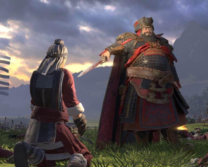 Negatywne recenzje spadły na grę Total War: Three Kingdoms