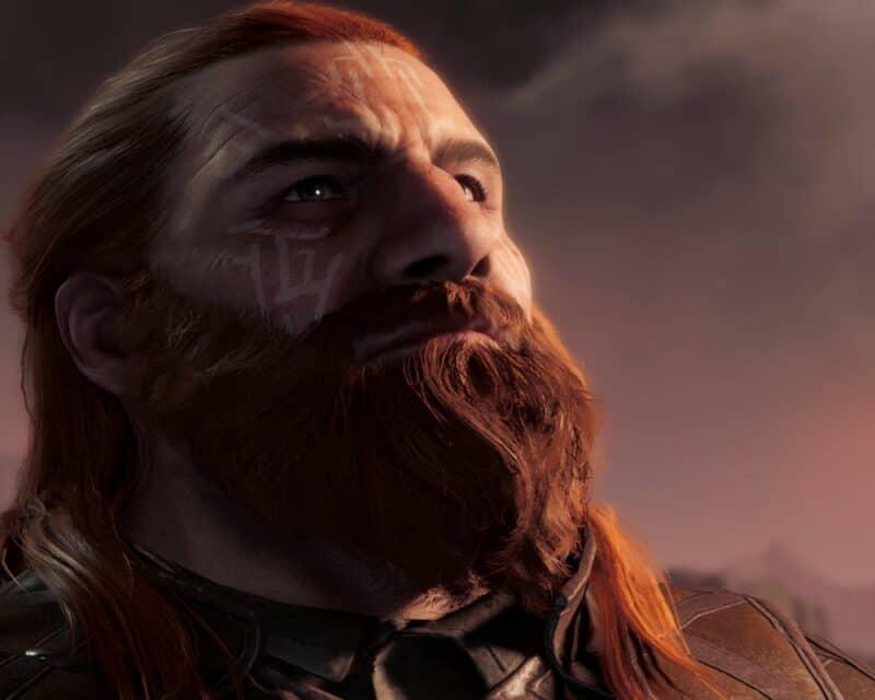opóźnienie premiery Baldur's Gate 3 krasnolud postać