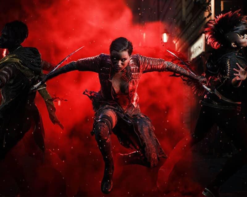 zwiastun Bloodhunt