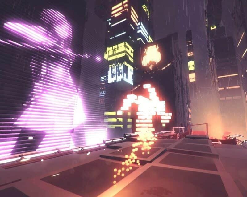 Recompile - humanoidalny program biegnie przez świat zwany Mainframe