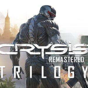 Postać z gry Crysis Remastered